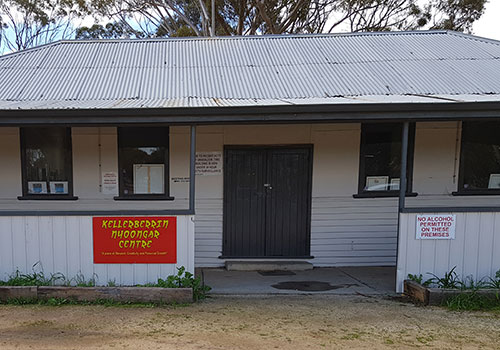 Engaging the Kellerberrin community (Kellerberrin Noongar Centre)