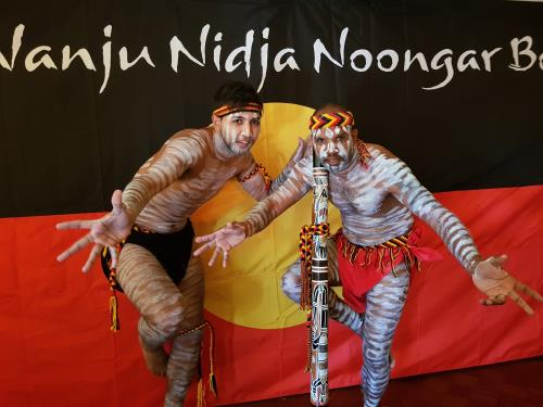 A moorditj day at our Makuru Dudja NAIDOC event in Toodyay